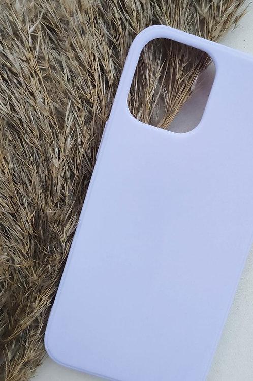 קייס מאויר לאייפון בצבע לילך