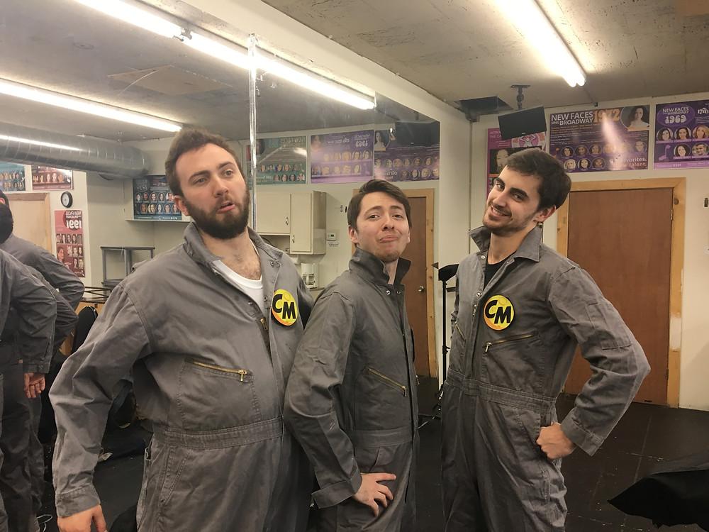 Jimmy Mann, Michael Sprenger, James Mueller, Planet Wongo, Immersive Theatre in Chicago