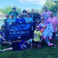 UT Mixed 9.0 Team Advanced to Nationals