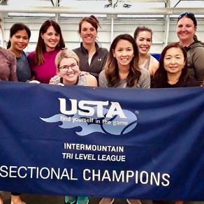 Utah Wins Tri-Level Sectionals