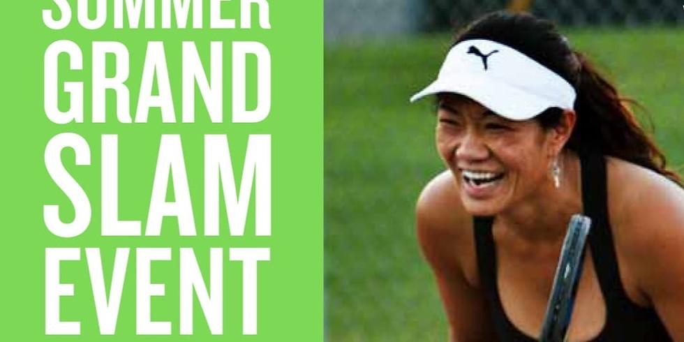 Tennis & Tutoring Summer Grand Slam 2019