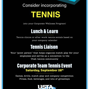 Take Your Tennis to Work
