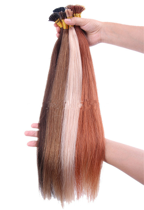 18 20 22 24 26 All Color 100pc Istick Tip Human Hair Extension