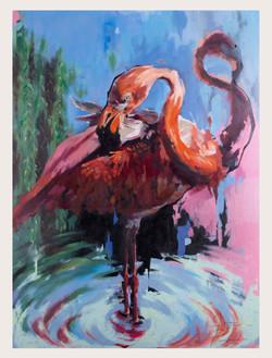 Flamingo-small-frame