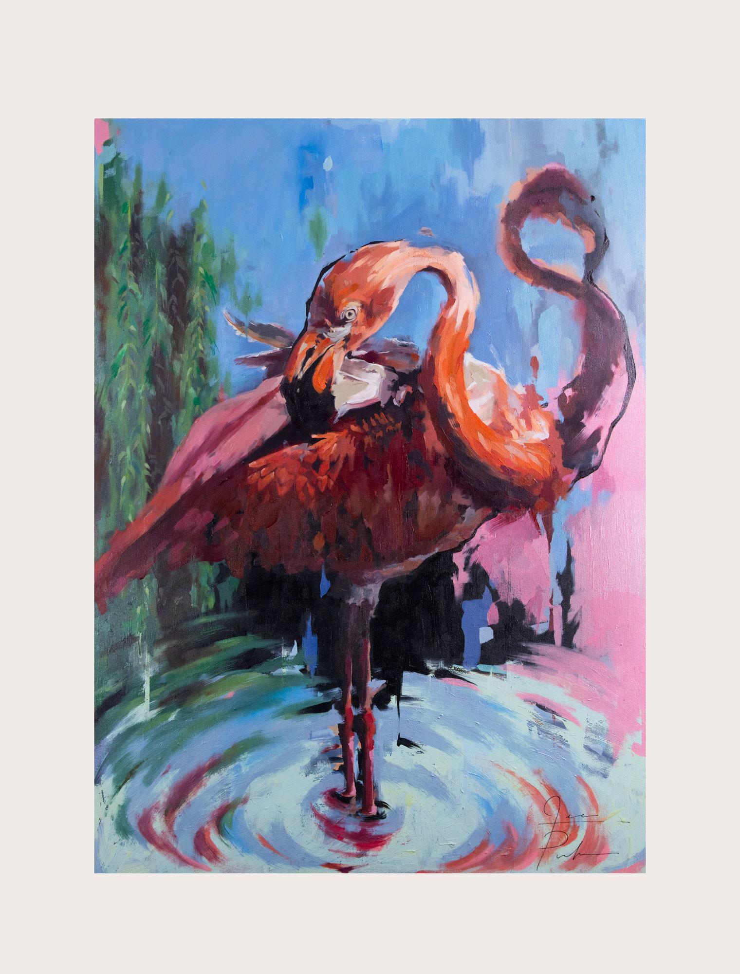 Flamingo-wide-frame