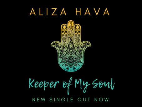 Keeper of My Soul - New Single & Lyric Video Out Now!