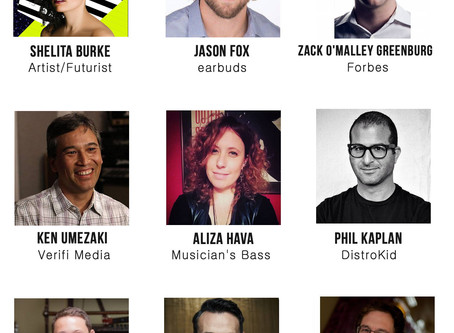 Aliza to Speak at SF MusicTech Pop Up at MondoNYC, Oct. 16