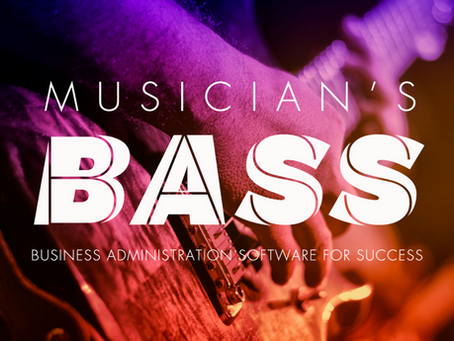 Musician's BASS for the Win!
