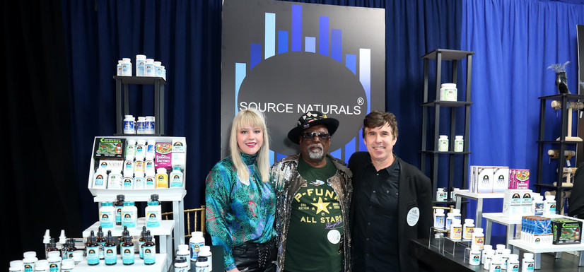 With George Clinton