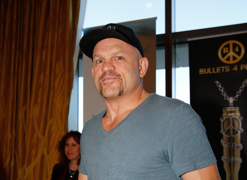 Chuck Lidell - UFC Fighter