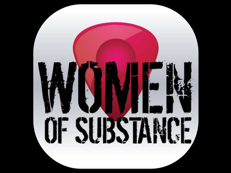 Women of Substance Radio features Aliza on 'Music With a Conscience' Series