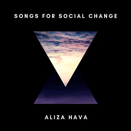 Songs for Social Change - EP (CD)