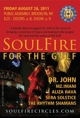 Soulfire for the Gulf