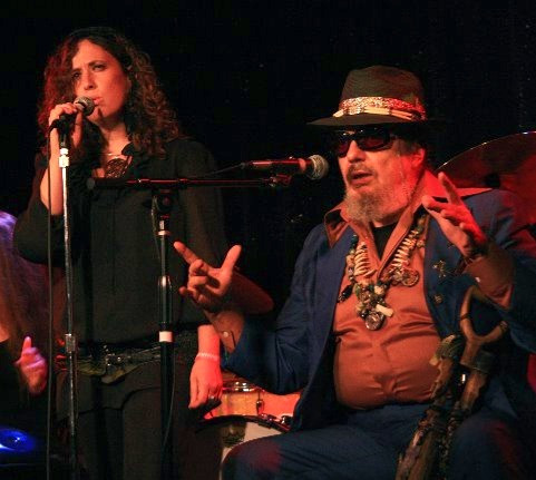 Dr. John & Aliza Hava perform at Soulfire for the Gulf