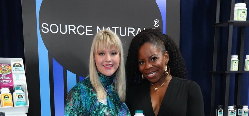 With Tia Fuller - Jazz Nominee