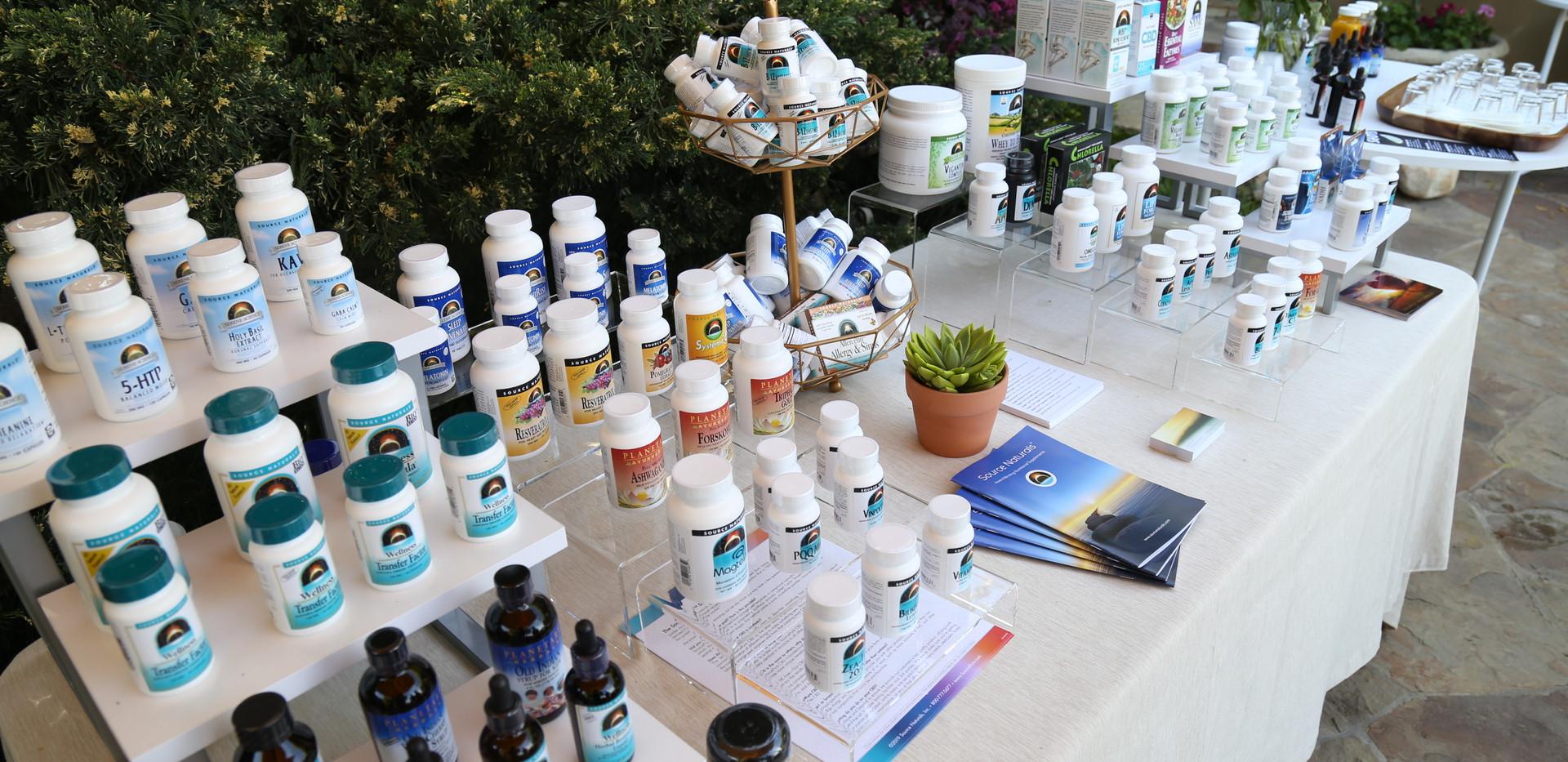 Source Naturals - Malibu Wellness Retreat