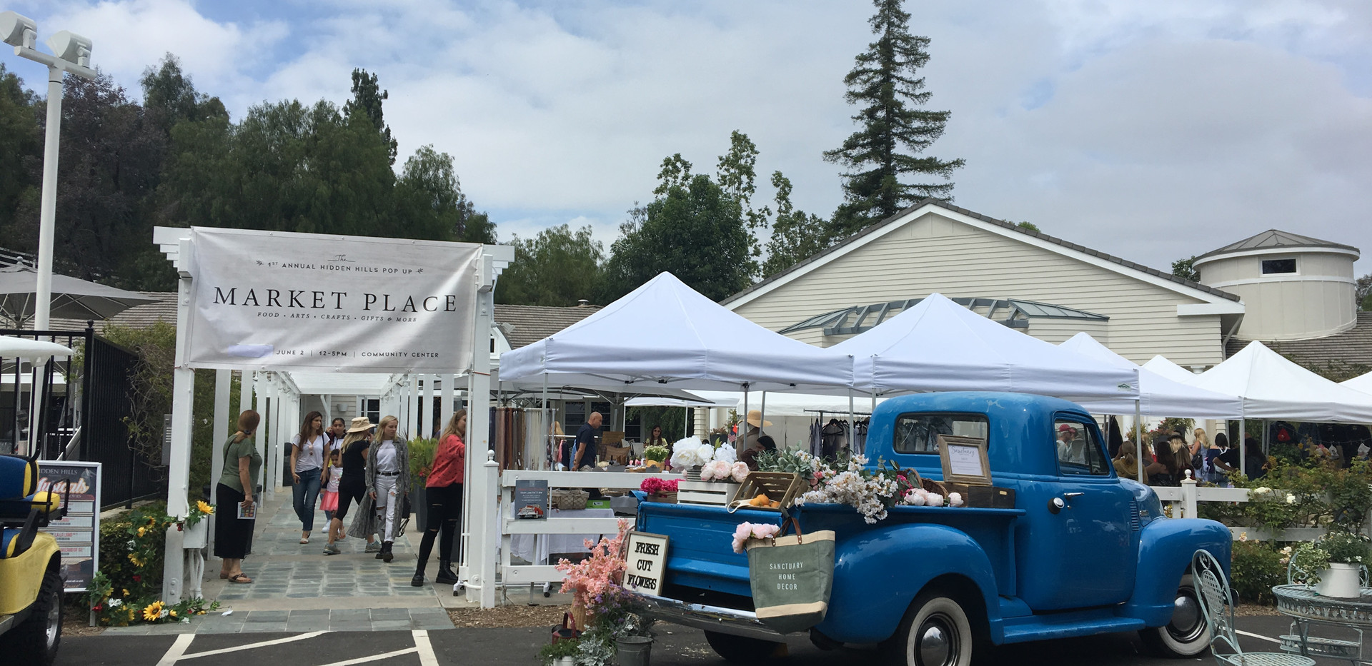 Hidden Hills Pop-Up Market