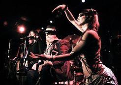 Dr. John and the Rhythm Shamans