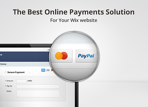 Online Payments Overview | WIX App Market | Wix com