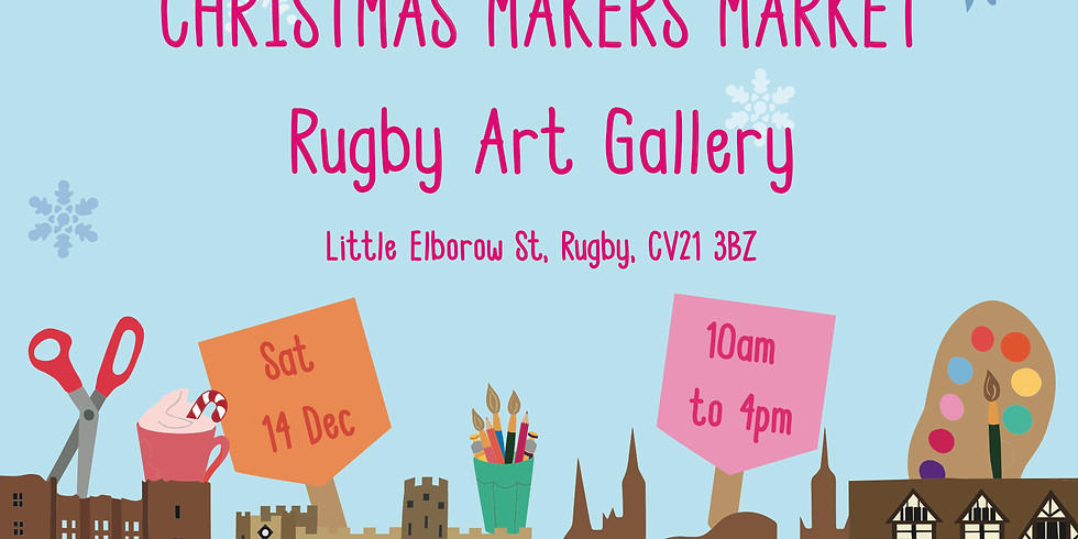 Rugby Christmas Makers Market