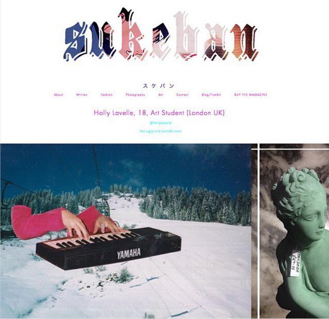 Sukeban magazine