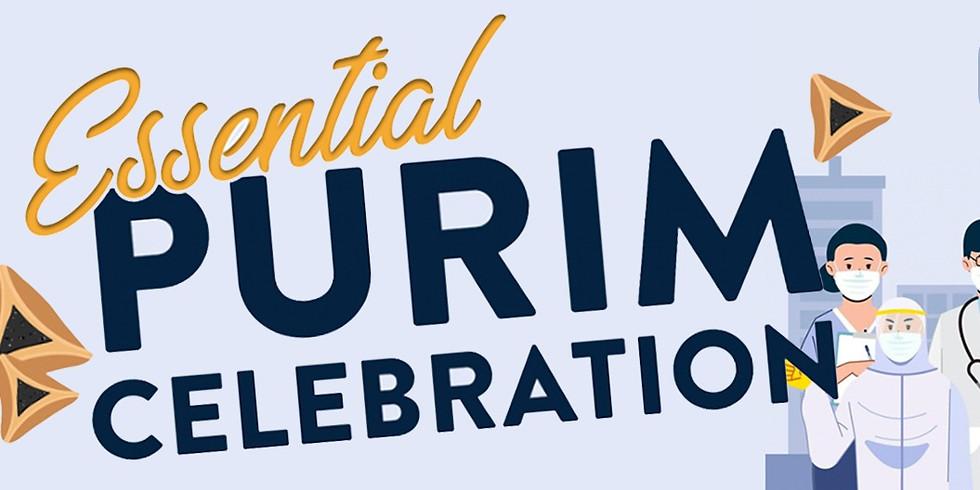 Essential Purim Celebration