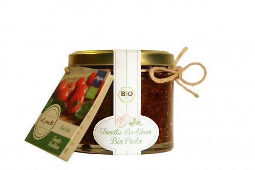 Tomate-Basilikum Bio-Pesto