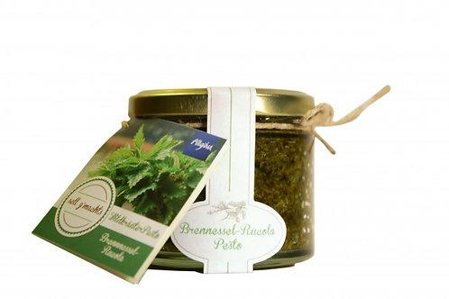 Brennnessel-Rucola Bio-Pesto