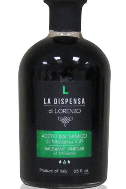 Balsamico Essig Lorenzo grün| 3J 250 ml