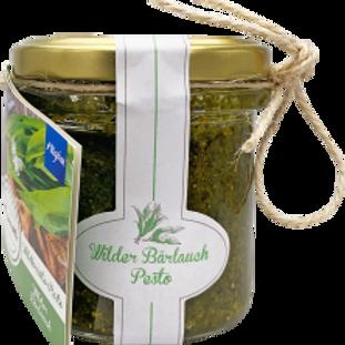 Wilder Bärlauch Pesto