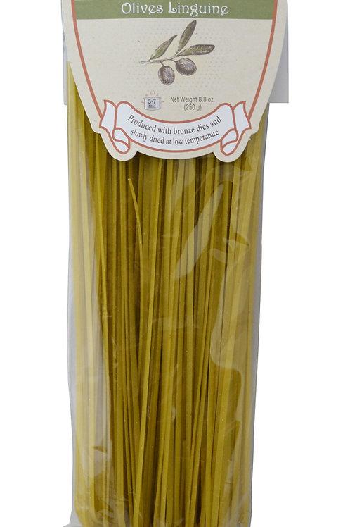 Linguine mit Olive