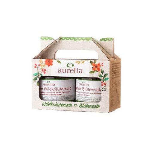 aurelia Geschenkset 2er Salz im Geschenkkarton