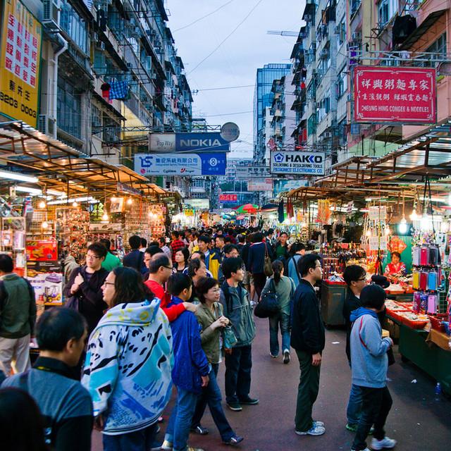 CHINE, HONG KONG & MACAO