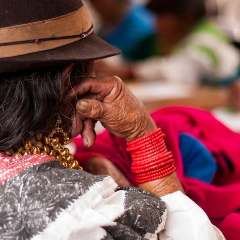 William : notre fixeur en Equateur