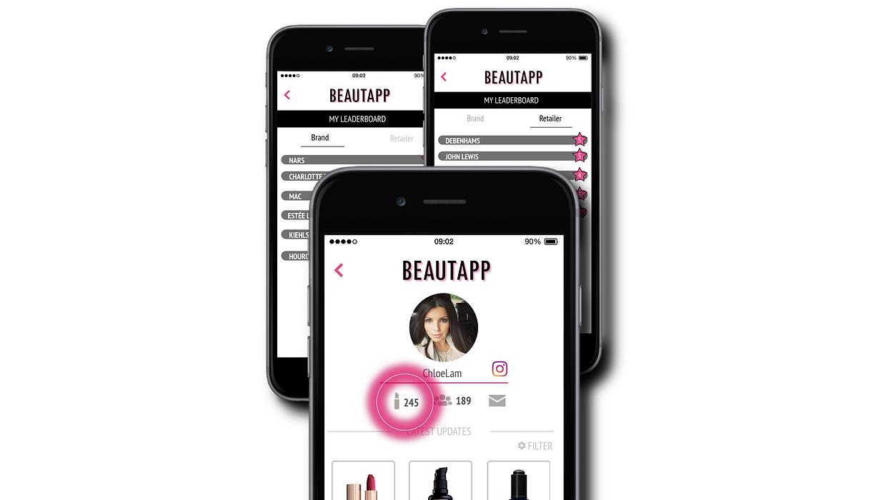 Beautapp Multi Retailer Loyalty