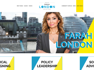 Update: Farah London