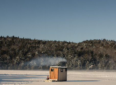 Augers, Scoops, and Sleds – Oh My! | Everything You Need to Know About Ice Fishing in Minnesota: