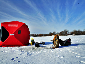5 Things I love about Ice Fishing