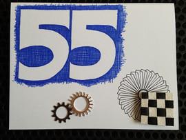 Race Car #55