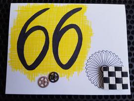 Race Car #66
