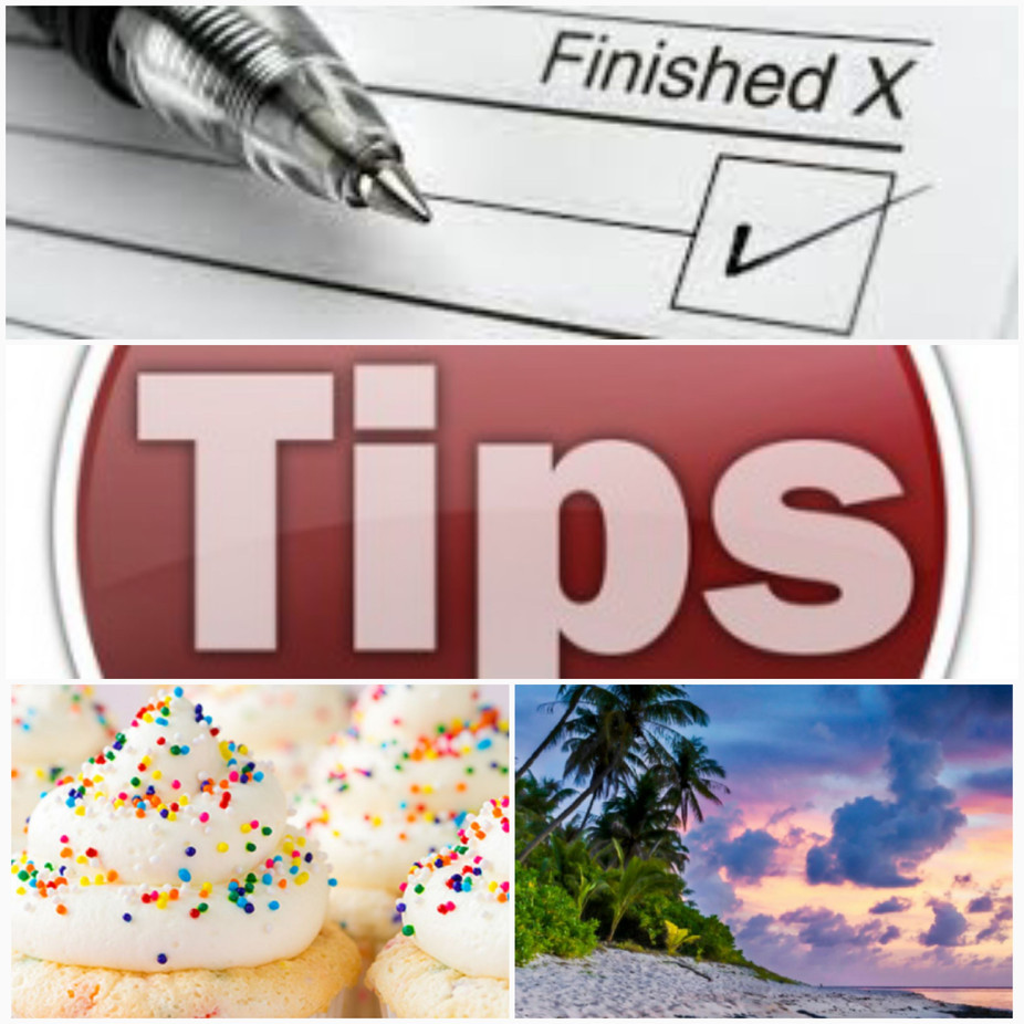 Welcome to my Tasks, Trips & Treats Blog
