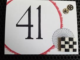 Race Car #41
