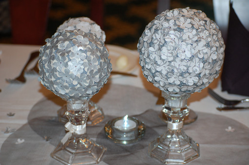Handmade Center Pieces