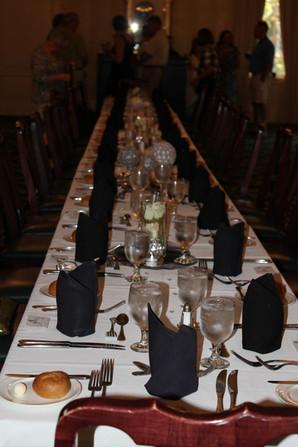 Rehersal Dinner