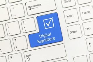 La présomption de fiabilité de la signature électronique