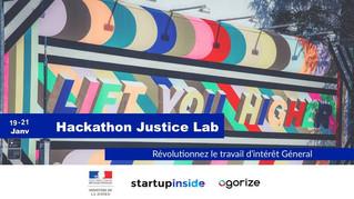 Le Hackathon Justice Lab