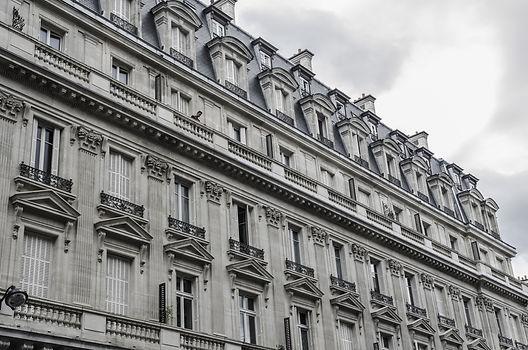 Immeuble Haussmannien (Haussmann Buildin