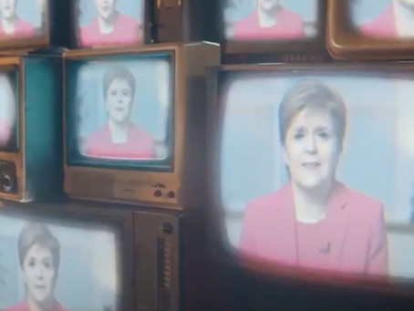 The SNP's Election Campaign: Independence Independence Independence