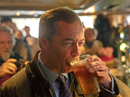 Pints are Politically Incorrect! (Apparently)