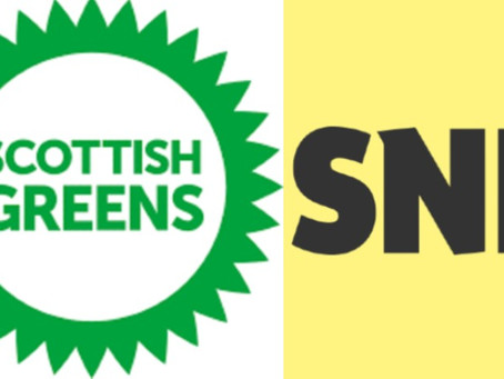 """The Green/SNP """"Coalition"""" Is an Act Of Chaotic Opportunism."""